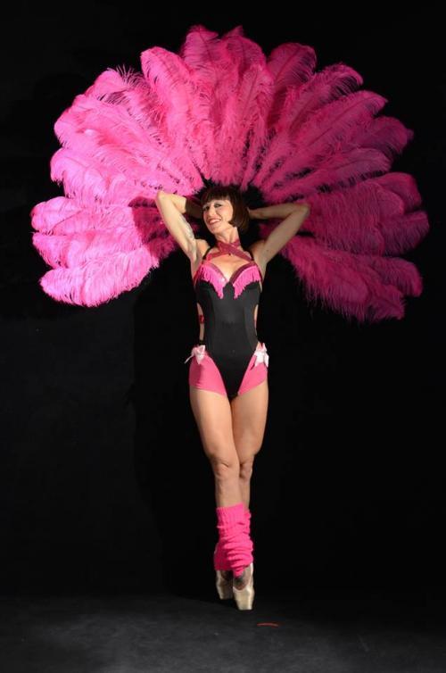 Show burlesque du Comic Tease Cabaret