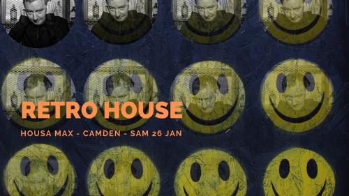 Retro House avec DJ Housa Max