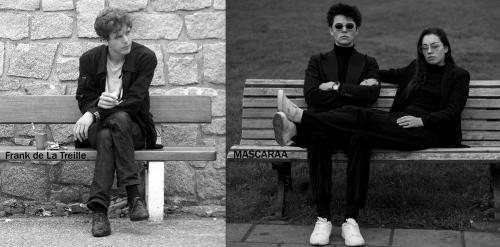 Mascaraa + Frank de la Treille