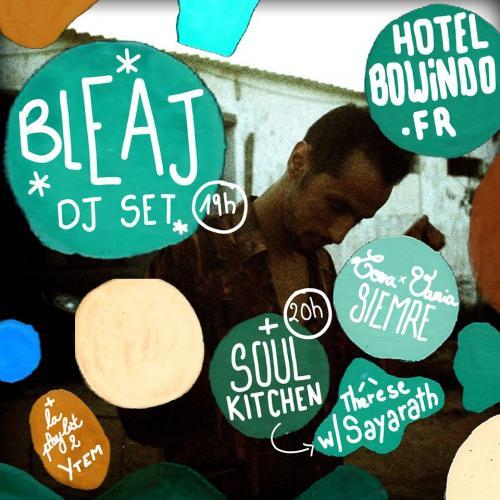 Hôtel BoWinDo vous offre un DJ set chaque soir