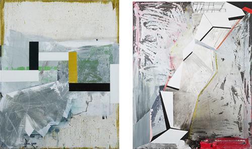 Bart Vandevijvere, le peintre flamand au Centre d'arts de Lille