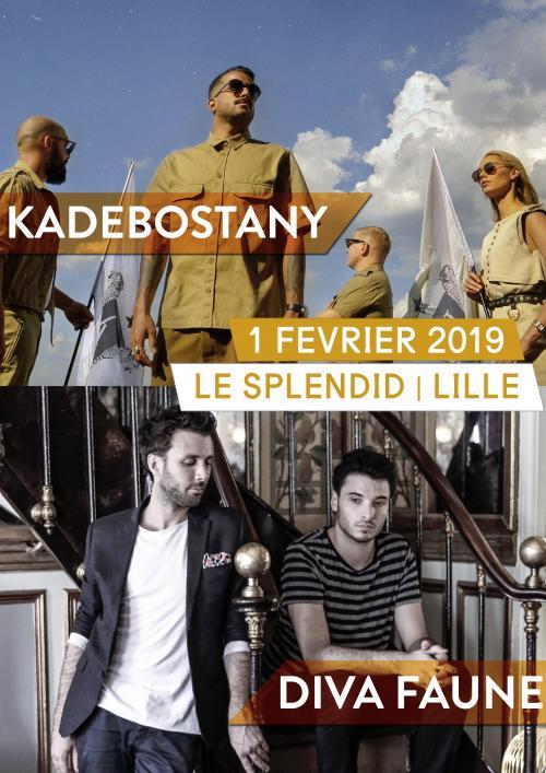 Kadebostany + Diva Faune