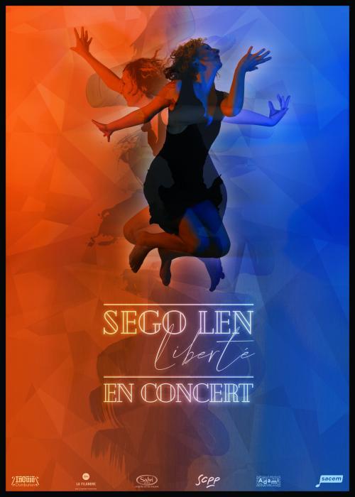 Sego Len présente son album «Liberté»