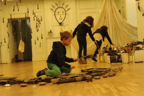 [murmur], une expo sonore et participative de David Bausseron
