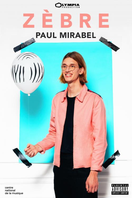 Paul Mirabel au Théâtre Sébastopol