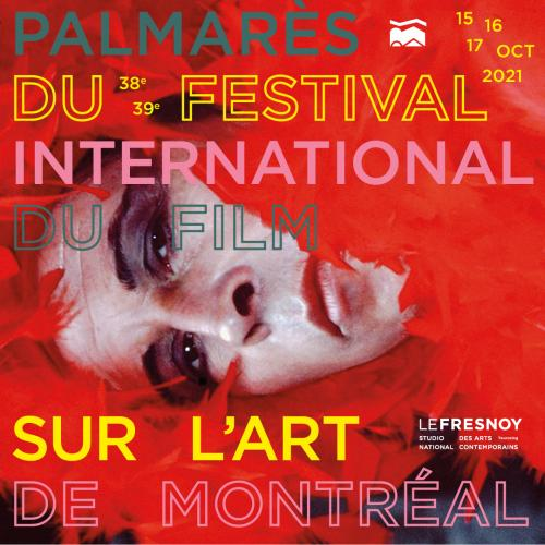 Festival International du Film sur l'Art de Montréal, le palmarès