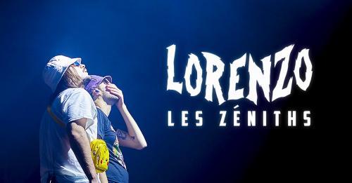 Lorenzo en concert au Zénith