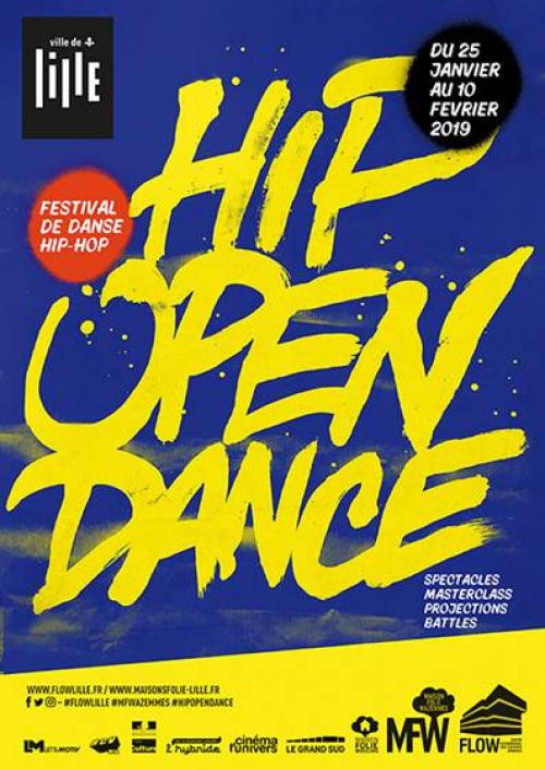 Hip Open Dance 2019