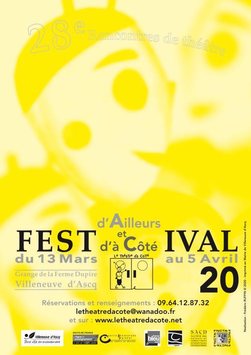 28ème Festival d'Ailleurs et… d'à Côté