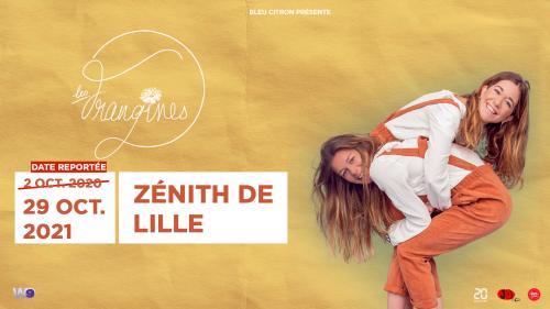 Les Frangines en concert au Zénith de Lille