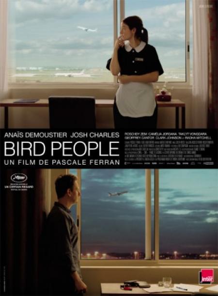 Après Lady Chatterley, le nouveau Pascale Ferran : Bird People !