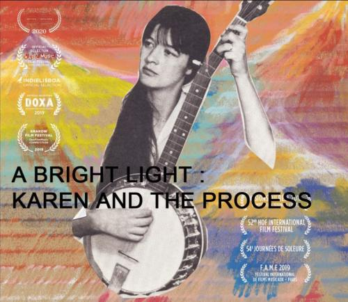 A Bright Light, un road movie sur les traces de la chanteuse culte Karen Dalton