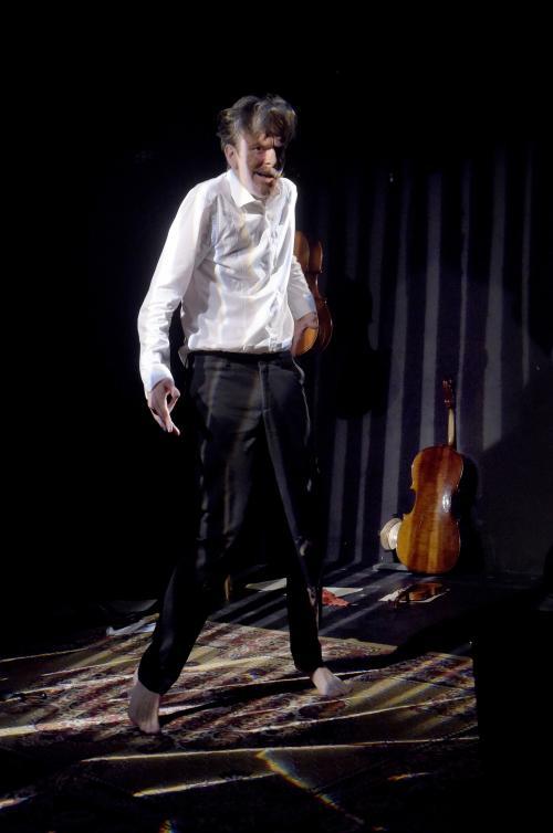 Le violoncelle poilu, un spectacle en famille