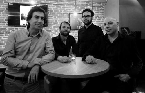 Concert Jazz : Miniatus à la Ferme d'en Haut