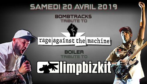 Limp Bizkit + RATM, le concert tribute