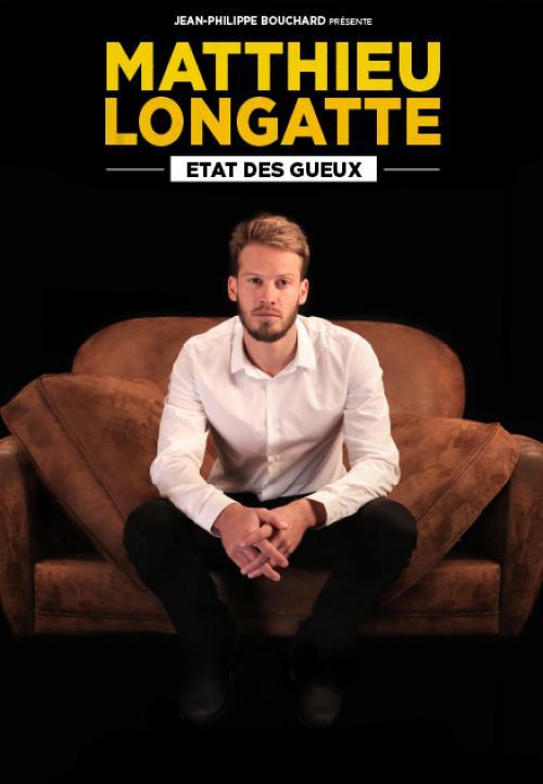 Matthieu Longatte au Splendid