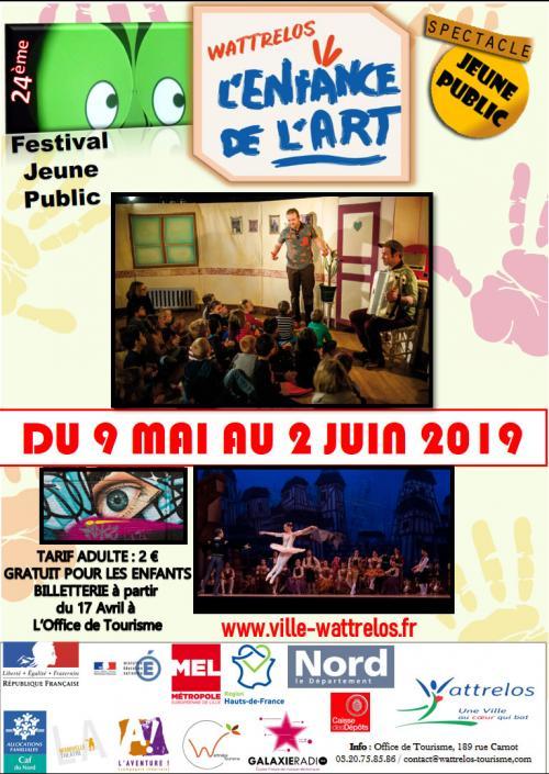 L'enfance de l'art, un festival jeune public