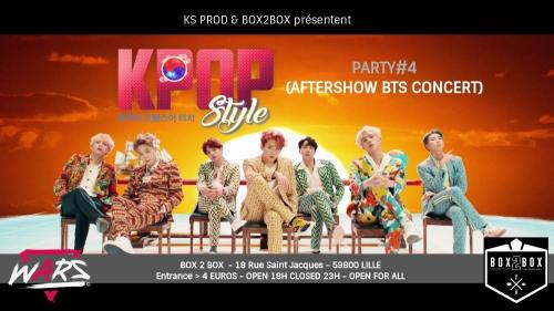 Kpop Style #4 – Aftershow BTS