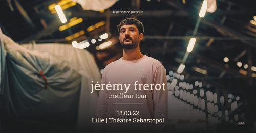 Jérémy Frerot en concert