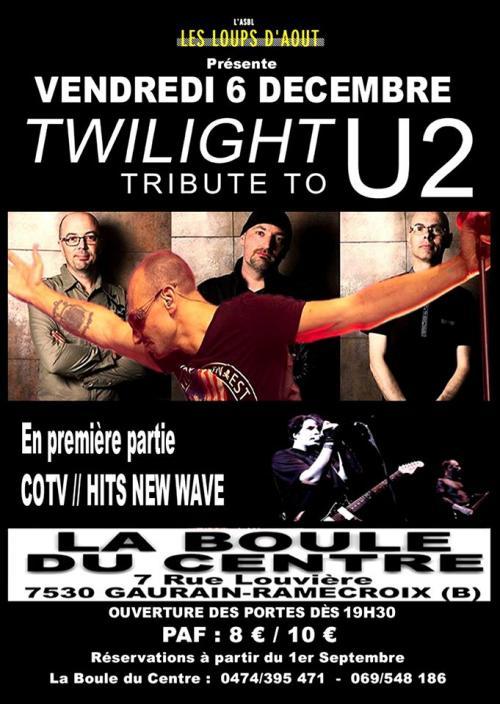 Twilight : tribute to U2