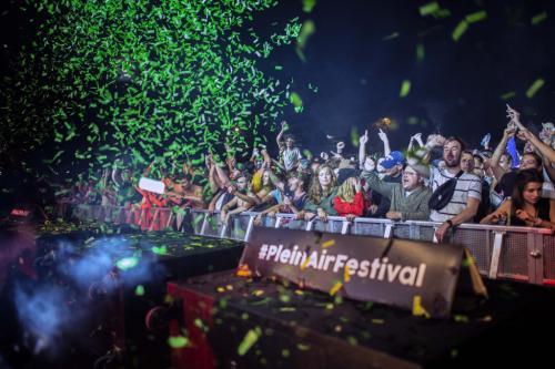 Plein Air, le festival de musique électronique et durable à Douai