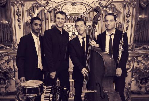 Quartet des Années Folles en concert à la Corderie