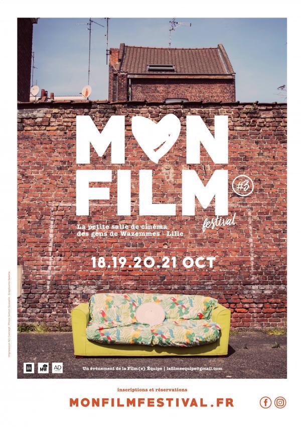 Mon Film Festival revient à Wazemmes
