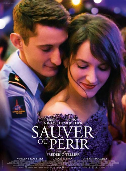 «Sauver ou Périr» : Un hommage aux pompiers, romanesque et poignant, avec Pierre Niney et Anaïs Demoustier