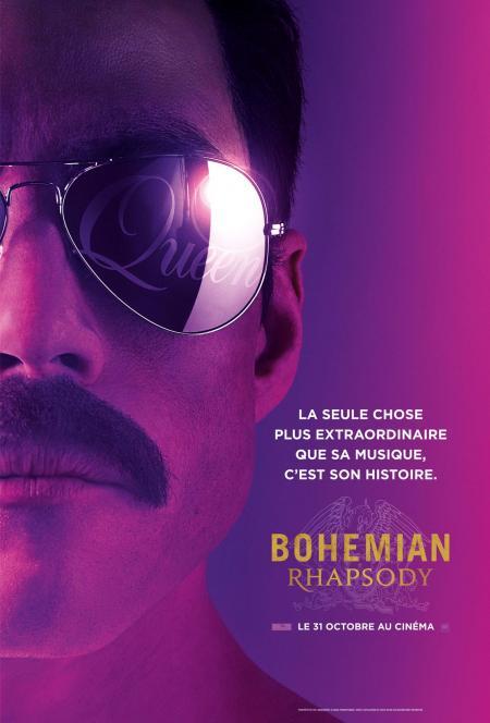 «Bohemian Rhapsody» :  critique du biopic sur Freddie Mercury et Queen – Interview des acteurs Rami Malek et Gwilym Lee