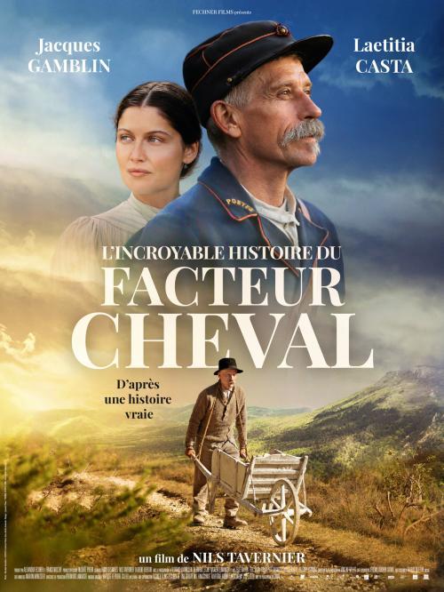 «L'incroyable histoire du facteur Cheval» : Jacques Gamblin magistral dans l'ode aux rêveurs et à la création de Nils Tavernier