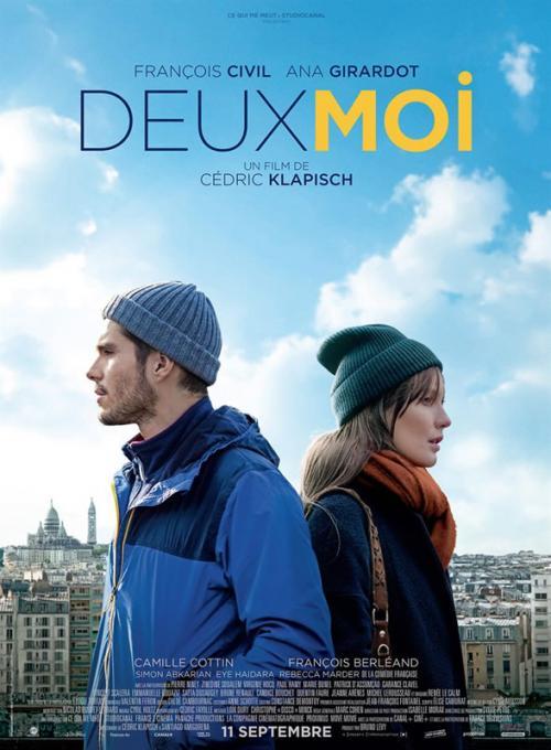 «Deux Moi» : Le dernier Klapisch, avec Ana Girardot et François Civil, filme l'amour au temps du virtuel
