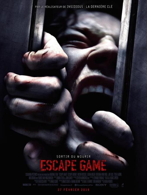 « Escape Game » : Un thriller horrifique amusant et régressif en forme de montagnes russes