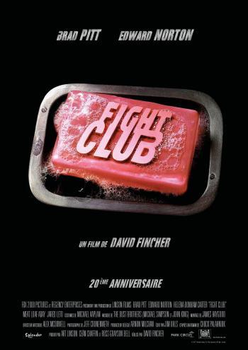 «Fight Club» : 20 ans après, ressortie du film culte de David Fincher avec Brad Pitt et Edward Norton
