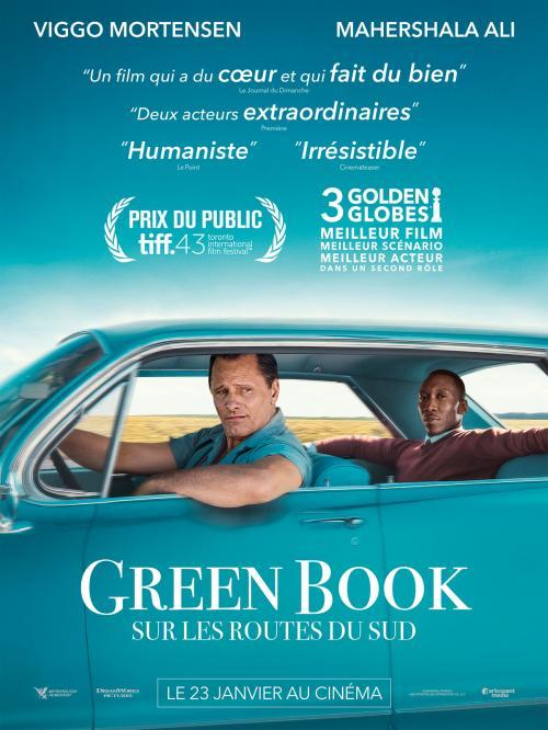 «Green Book» : Le film de Peter Farrelly avec Viggo Mortensen et Mahershala Ali peut créer la surprise aux Oscars