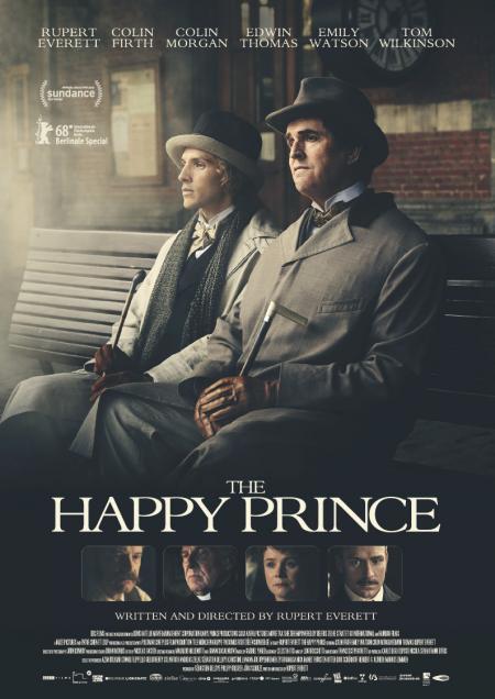 «The Happy Prince» : l'hommage poignant et irrévérencieux du comédien Rupert Everett à Oscar Wilde