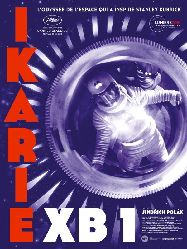 «Ikarie XB 1» : A la découverte de l'Odyssée de science-fiction qui inspira Stanley Kubrick, George Lucas et Ridley Scott