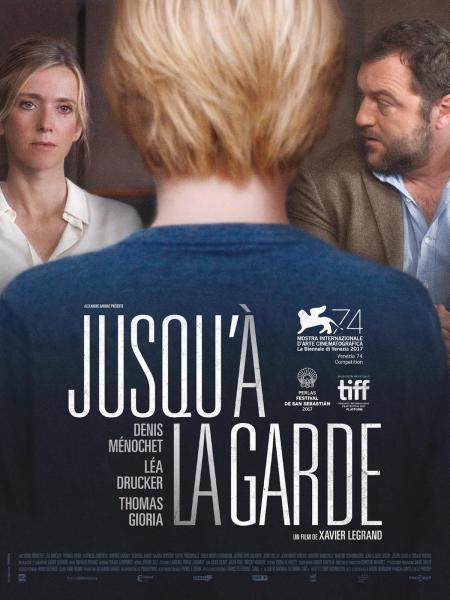 «Jusqu'à la Garde» : Un thriller qui dénonce la violence conjugale – Rencontre avec les acteurs Léa Drucker et Denis Ménochet