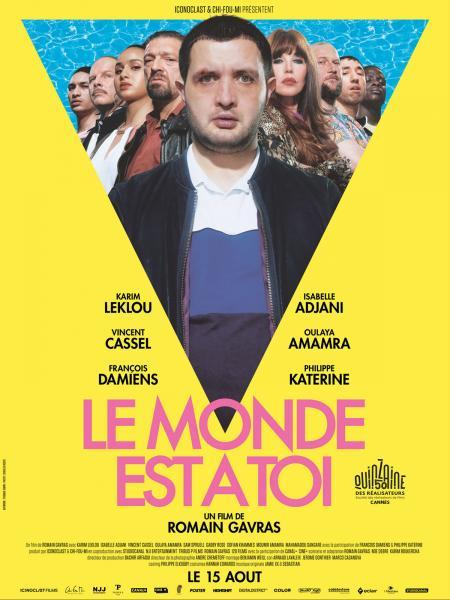 «Le Monde est à Toi» : Cassel, Adjani, Karim Leklou dans la comédie d'action déjantée de Romain Gavras