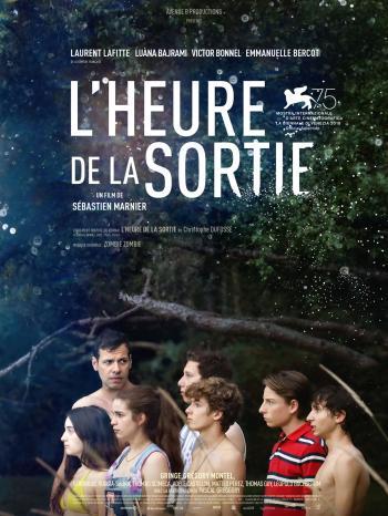«L'Heure de la Sortie» : Des adolescents inquiétants et Laurent Lafitte au cœur d'une fable fantastique écologique