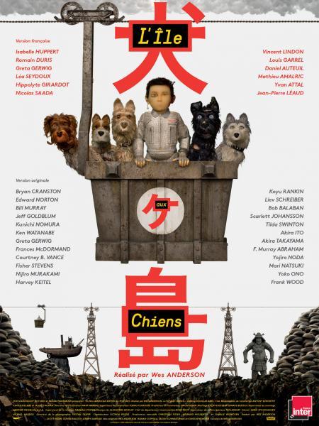 «L'Île aux Chiens» : Après «Fantastic Mr. Fox», le retour mordant de Wes Anderson au cinéma d'animation