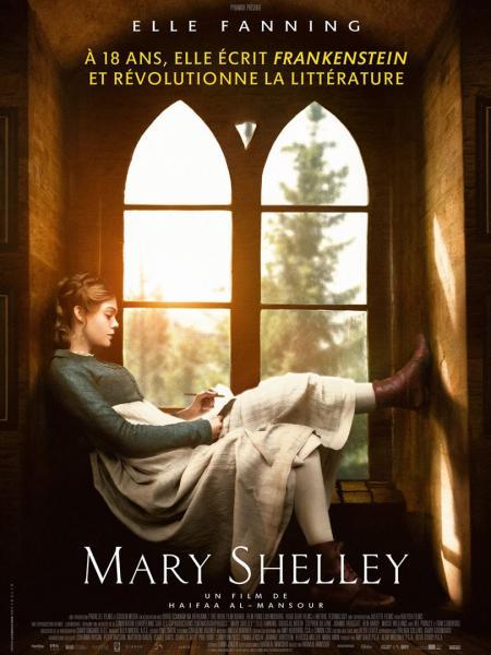 «Mary Shelley» : La première cinéaste saoudienne consacre un biopic féministe à l'auteure de «Frankenstein»