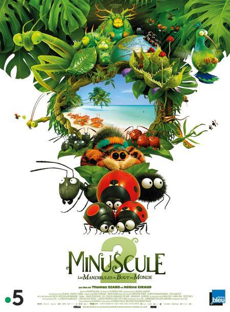 «Minuscule 2 – Les Mandibules du bout du monde» : Une bonne idée pour se faire une toile