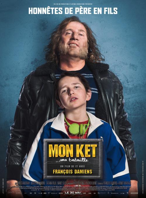 François Damiens présente Mon Ket, son premier film en tant que réalisateur