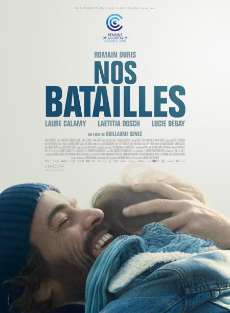 «Nos Batailles» : Un film fort et un grand rôle pour Romain Duris. Critique et entretien avec le réalisateur Guillaume Senez