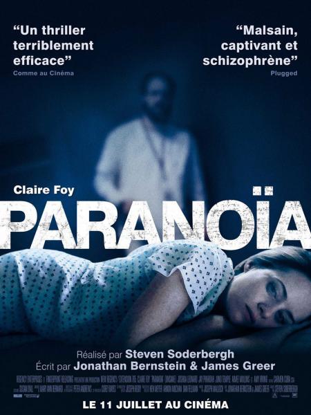 «Paranoïa» : Steven Soderbergh filme entièrement son thriller d'épouvante avec smartphones et drones