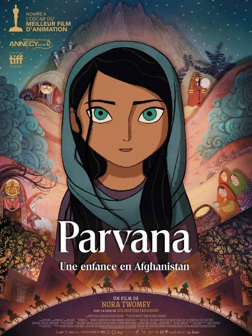 Parvana, Une Enfance en Afghanistan : Un film d'animation qui aborde le fondamentalisme religieux à travers le regard d'une petite fille