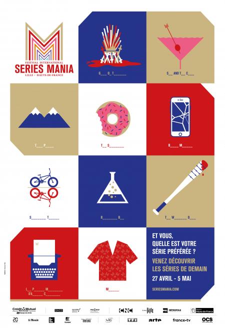 Series Mania, le festival qui va rendre encore plus les Lillois accros aux séries télé