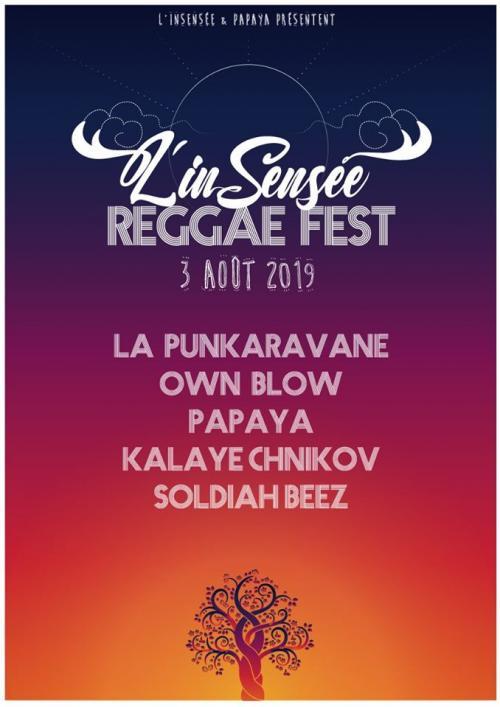 l'InSensée Reggae FEST