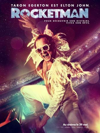 «Rocketman» : Taron Egerton époustouflant dans le biopic musical sur Elton John