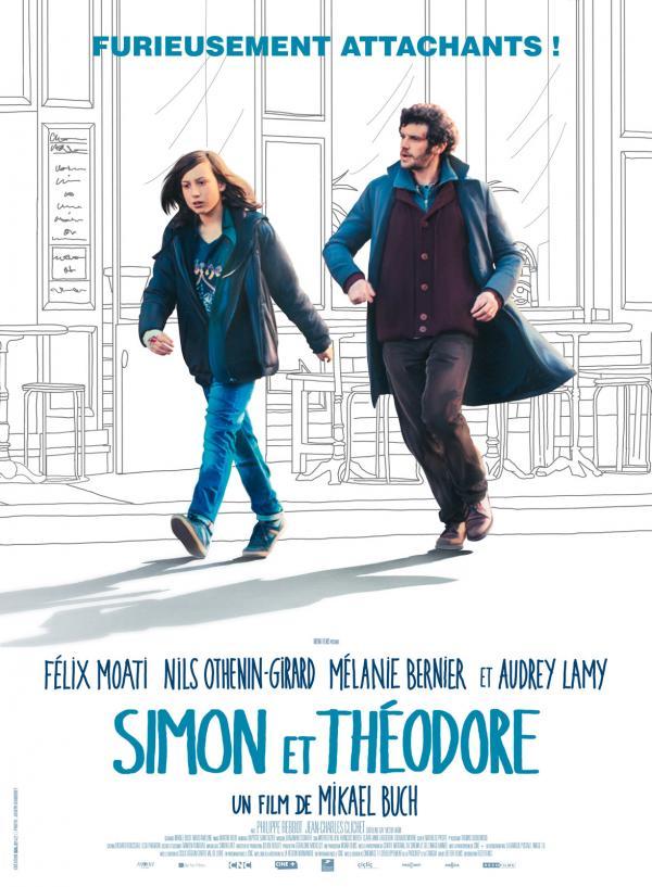 «Simon et Théodore» : Dans un Paris inédit, une histoire d'amitié drôle et bouleversante avec Félix Moati